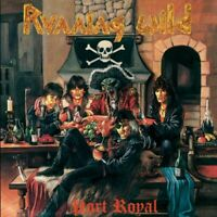RUNNING WILD : PORT ROYAL (DELUXE EDITION) - BRAND NEW & SEALED CD///