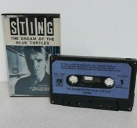 Sting 'The Dream of the Blue Turtles' - Cassette (Pari Member Approved )
