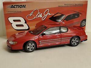 Action 2004 Chevy Monte Carlo SS Dale Earnhardt Jr NASCAR 1:18 Street Model Car