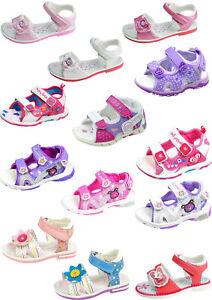Kinder Sandalen Mädchen Sandaletten Kindersandalen Mädchensandalen für Kita Hort