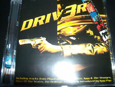 Driv3r / Driver Original Motion Picture Film Soundtrack CD – Like New