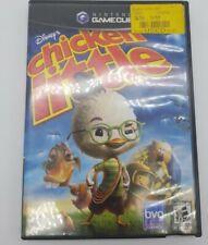 Disney's Chicken Little (Nintendo GameCube, 2005) *Complete* Video Game.
