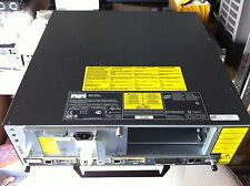 Cisco Chassis 7206Vxr with Npe-G2 Engine w/ 2Gb Dram & Single Ac Power 2x Pa-Ge