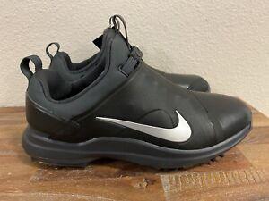 Nike Tour Premiere PGA Golf Shoes Black AO2241-002 Size 8, 9, 9.5, 10.5