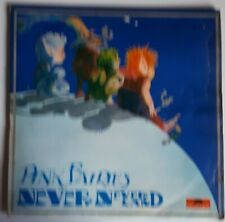Pink Fairies Never Never Land Vinyl LP (2383 045 SUPER) preowned Polydor FREE PP