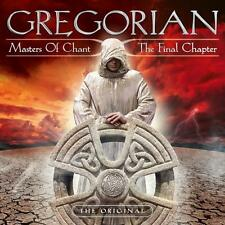Gregorian - Masters of Chant X-the Final Chapter - CD