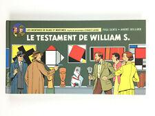 Blake Et Mortimer Le Testament De William S / Format Strips Italienne Juillard
