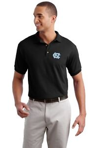 North Carolina Tar-Heels Golf Polo Shirt - up to 6x - Embroidered