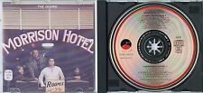 THE DOORS Morrison Hotel GERMANY CD oop early press RARE VARIATION!!! TOP SOUND!