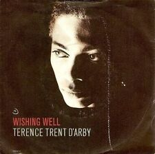 "TERENCE TRENT D'ARBY Wishing Well 7"" Single Vinyl Record 45rpm CBS 1987 EX"
