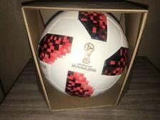 New Adidas 2018 World Cup Oficial Match Ball Mechta Size 5