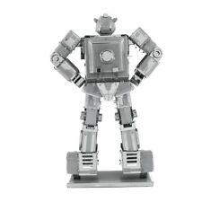 Metal Earth Laser Cut Steel 3D Model Kit Transformers Autobots Bumblebee Model