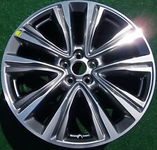 New 2016 2017 Genuine OEM Factory Lincoln MKX MK-X 20 inch WHEEL 10074 FA1Z1007G
