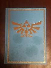 Legend of Zelda Skyward Sword Collector's Edition Guide very good condition