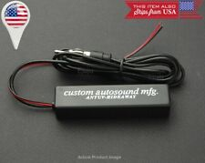 Front Rear Windshield Hidden Amplified Antenna 12v Stereo AM/FM Radio for Dodge