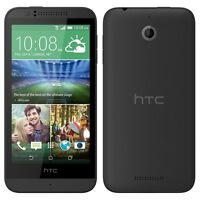 "Brand New HTC Desire 510 *4G LTE* 4.7"" 8GB 5MP Android SIM Free Smartphone GREY"