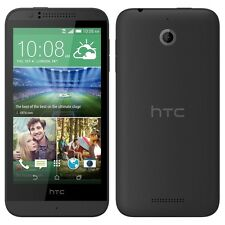 "Brand New HTC Desire 510 *4G LTE* 4.7"" 8GB 5MP Android SIM Free Smartphone GRAY"