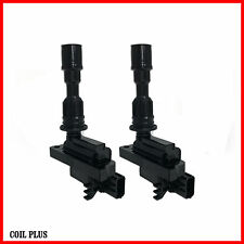 2x Ignition Coil for Ford Laser KN KQ & Mazda 323 Astina BJ 1.6L 1998-2003