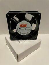 New Dayton 117 Cfm Ac Axial Fan 6kd75 E2 4
