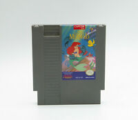 Disney's The Little Mermaid NES Game Free Shipping
