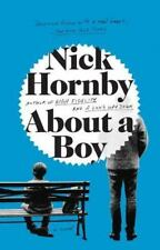 About a Boy, Nick Hornby, Good Condition, Book