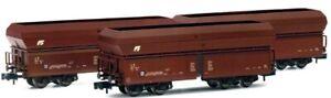 HS  Arnold  HN6500 dreiteiliges Set  Schwenkdachwagen Falns  der FS