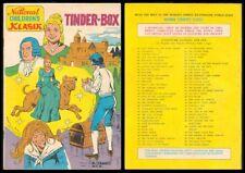 Philippine Classic Illustrated Komiks TINDER-BOX Comics