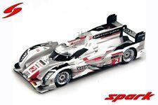 43LM13 Spark: 1/43 Audi R18 e-tron quattro #2 Winner 24H Le Mans 2013 Kristensen