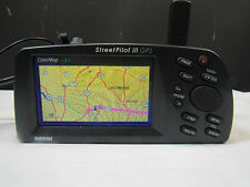 Garmin Streetpilot III GPS