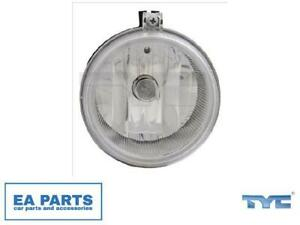 Fog Light for CHRYSLER DODGE JEEP TYC 19-11039-00-9
