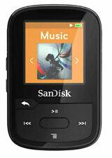 SanDisk Clip Sport Plus Wearable MP3 Player SDMX28016GG46K Black (16GB)