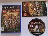 Indiana Jones la trilogie originale  FR - PS2 - PAL -  Playstation 2