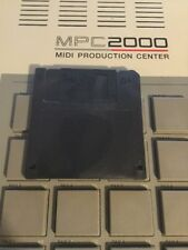 AKAI MPC2000 CLASSIC BOOT FLOPPY DISK (BLACK) WITH OS OPERATING SYSTEM 1.72