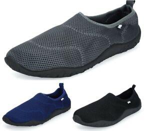 Mens Beach Pool Swimming Boys Sea Diving Surf wet water Aqua shoe Size UK 6-11
