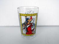 Tintin Snowy Longdrinkglass The Castafiore Emerald Amora FRANCE MINT 1994