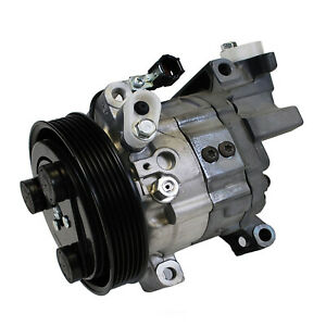 A/C  Compressor And Clutch- New DENSO 471-5000