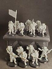 Imperial Guard Infantry for Warhammer 40K Krieg Alternative Sculpts x14