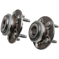 2pcs for Ford Falcon AU BA BF Territory 2WD NON ABS Front Wheel Bearing Hub Hubs