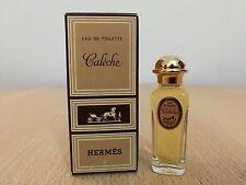 Hermes Caleche for Women EDT 7.5 ml MINI MINIATURE PERFUME FRAGRANCE NEW