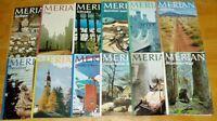 12x Merian 1974 komplett 27. Jahrgang Hefte 1-12 Zeitschrift Reise Europa Welt