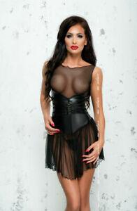 Xymena Black Dress Size L/XL