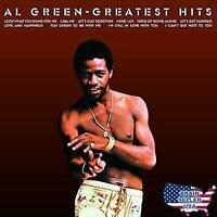 GREEN, AL - GREATEST HITS NEW VINYL RECORD