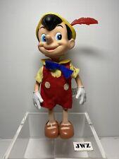 Walt Disney Productions Pinocchio Doll Hong Kong Vintage figure
