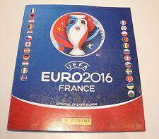Panini EM EURO 2016 France Fußball Sticker - Leeralbum Sammelalbum