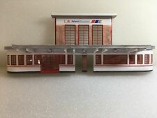 Bachmann Scenecraft Low Relief Art Deco Station Network Southeast ExSet T48 Post