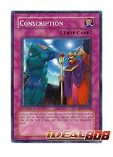 YUGIOH x 3 Conscription - CRV-EN058 - Common - Unlimited Edition Near Mint