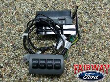 11 thru 16 Super Duty F250 F350 F450 F550 OEM Ford In-Dash Upfitter Switch Kit