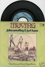 JOHN WOOLLEY & JUST BORN Moving 45/GER/PIC