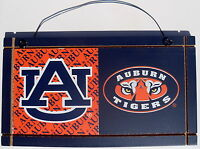 Auburn University Tigers College Licensed Wood Plaque Sign Sport Fan Team NCAA 3