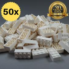 LEGO® White Brick 2 X 4 Part 3001
